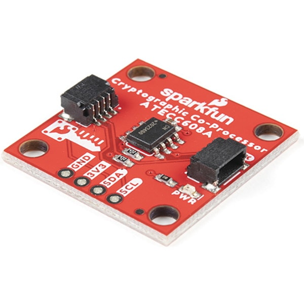 DEV-18077 Qwiic Cryptographic Co-Processor Breakout Main