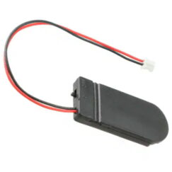2 x 2032 Coin Cell Battery Holder - 6V output with On/Off switch, JST